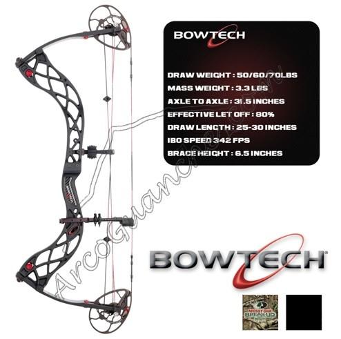 Bowtech Carbon Overdrive