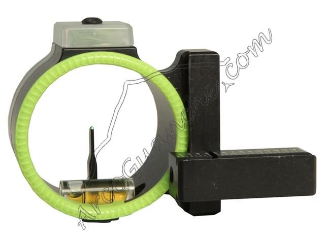 Cabezal visor BlackGold Ascent 1-pin
