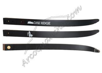 Juego de palas arco recurvado Oak Ridge