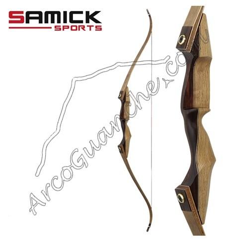 Arco recurvado Samick Deermaster